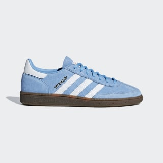 Chaussure Handball Spezial Light Blue / Cloud White / Gum BD7632