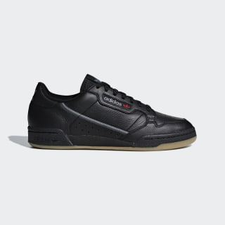 Continental 80 Shoes Core Black / Grey Three / Gum 3 BD7797