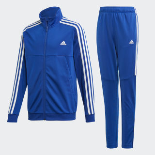Tiro Track Suit Collegiate Royal / White ED6212