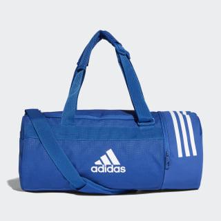 Спортивная сумка Convertible 3-Stripes collegiate royal / white / white DM7784