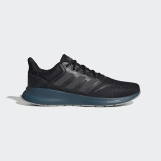 Tênis Runfalcon Core Black / Grey Six / Tech Mineral EE8155