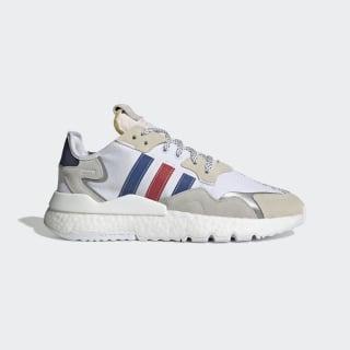 Nite Jogger Shoes Cloud White / Collegiate Royal / Scarlet FV3586