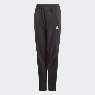 Tiro 17 Training Tracksuit Bottoms Black / White AY2878