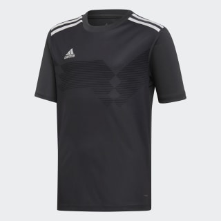 Campeon 19 Jersey Solid Grey / White DP3156