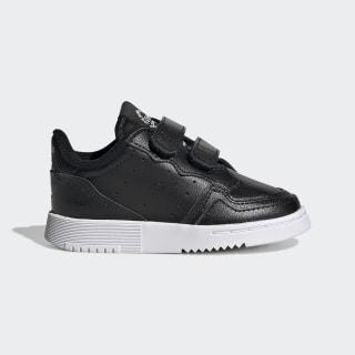 Supercourt Shoes Core Black / Core Black / Cloud White EG0412