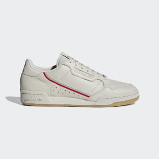 Continental 80 Shoes Clear Brown / Scarlet / Ecru Tint BD7606