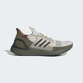 Ultraboost 19 Shoes Olive / Olive / Beige G27510