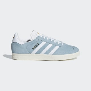 Zapatillas GAZELLE W ash grey s18 / ftwr white / chalk white CG6061