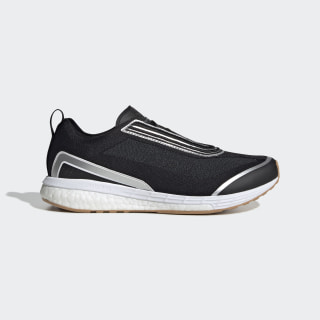 Boston Schuh Black/Red / Silver Metallic / Cardboard EG1684