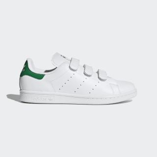 Stan Smith sko Footwear White / Green / Green S75187