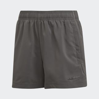 Essentials Climaheat Shorts Grey Six / Black DV1770