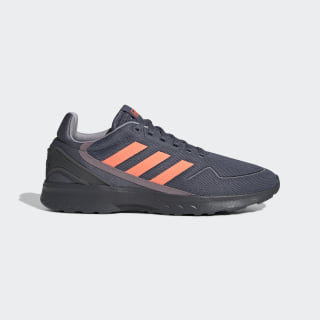 Nebzed Shoes Onix / Signal Coral / Grey Six EH2552