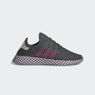 Zapatillas Deerupt Runner Legend Ivy / Shock Pink / Clear Pink CG6092