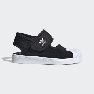 Superstar 360 sandaler Core Black / Cloud White / Cloud White FV7586