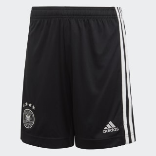 Germany Home Shorts Black / White FS7593