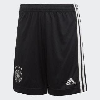 Germany Home Shorts Black / White FS7593