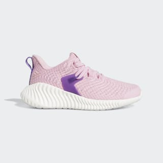 Zapatillas alphabounce instinct EL C True Pink / Active Purple / Cloud White F33975