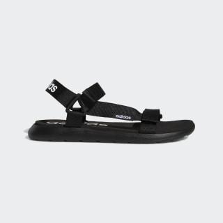 Сандалии Comfort Core Black / Core Black / Cloud White EG6514