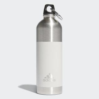 Спортивная бутылка Steel 750 мл raw white / black DT6577