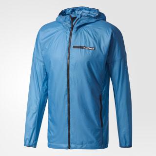AGRAVIC Alpha Hooded Jacket Bold Aqua BS0027
