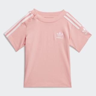 T-shirt New Icon Glory Pink / White FM5602