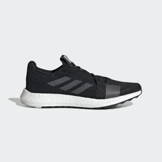 Senseboost Go Schuh Core Black / Grey Five / Cloud White F33908