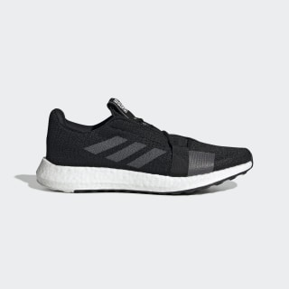 Senseboost Go sko Core Black / Grey Five / Cloud White F33908