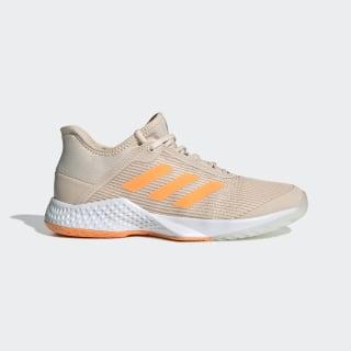 Tenis Adizero Club Linen / Flash Orange / Cloud White G26541