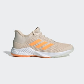 Zapatillas Adizero Club Linen / Flash Orange / Cloud White G26541