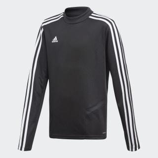 Tiro 19 Training Sweater Black / White DT5281