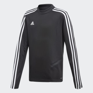 Tiro 19 Training Top Black / White DT5281