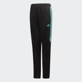 Tiro 17 Training Pants Black / Hi-Res Aqua DT5056