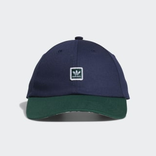 Tartan Six-Panel Cap Night Indigo / Collegiate Green CE2619