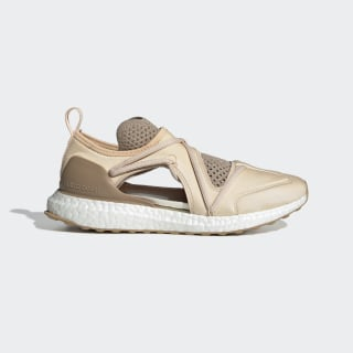 Ultraboost T Shoes Soft Apricot-Smc / Tech Gold Met. / Chalk White D97946