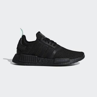 NMD_R1 Shoes Core Black / Core Black / Clear Mint AQ1102
