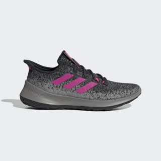 Sensebounce+ Shoes Core Black / Shock Pink / Grey Three G27240