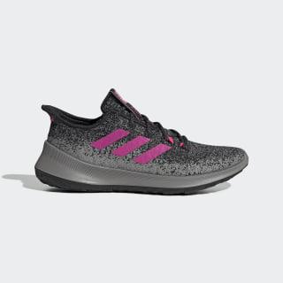 Zapatillas Sensebounce+ Core Black / Shock Pink / Grey Three G27240