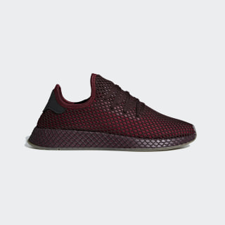Chaussure Deerupt Runner Collegiate Burgundy / Collegiate Burgundy / Ash Green B41773