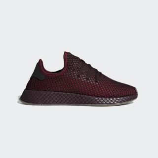 Sapatos Deerupt Runner Collegiate Burgundy / Collegiate Burgundy / Ash Green B41773