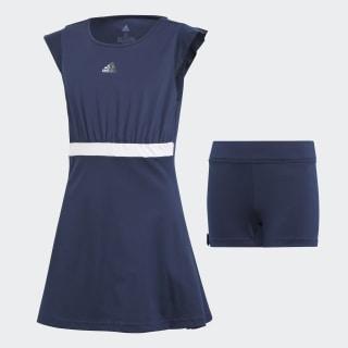 Ribbon Dress Collegiate Navy DU2482