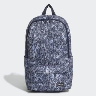 กระเป๋าสะพายหลังทรงคลาสสิก Trace Blue / Glow Blue / Glow Pink ED0258