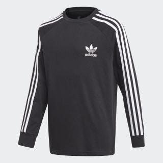 Koszulka 3-Stripes Black / White FM5656