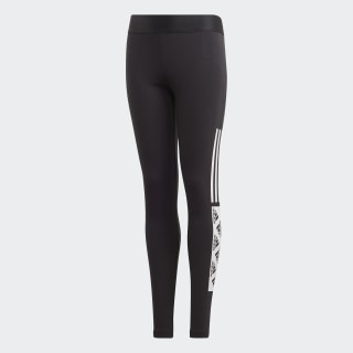 Must Haves Tights Black / White FM7584