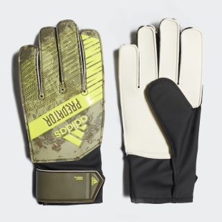 Gants Predator Training Junior Raw Khaki / Trace Olive FJ5920