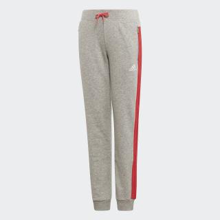 Pantalón adidas Athletics Club Medium Grey Heather / Core Pink FM4812