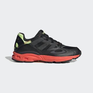 Zapatillas LXCON 94 core black/grey six/solar red EE6257