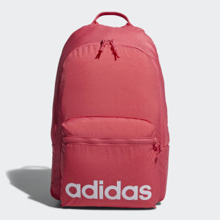 Mochila Daily REAL PINK S18/WHITE DM6159