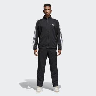 Light Track Suit Black / White BK4103