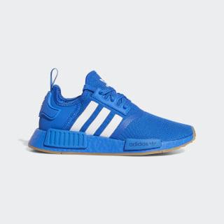 NMD_R1 Shoes Glory Blue / Cloud White / Gum FW6455