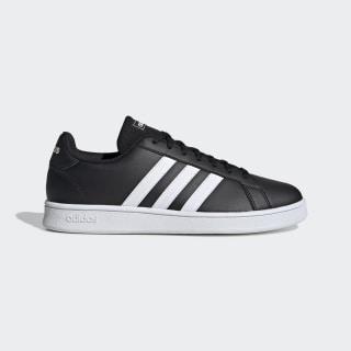 Grand Court Base Shoes Core Black / Cloud White / Cloud White EE7900